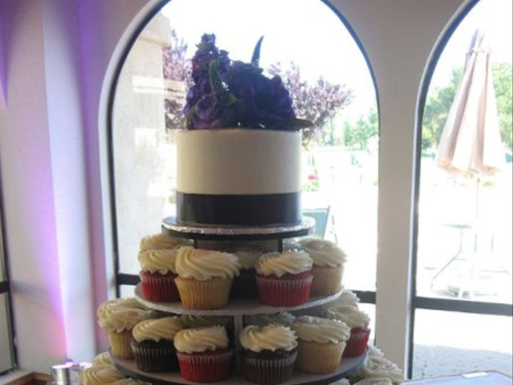 Tmx 1328493755065 IMG1544 Cotati, California wedding cake