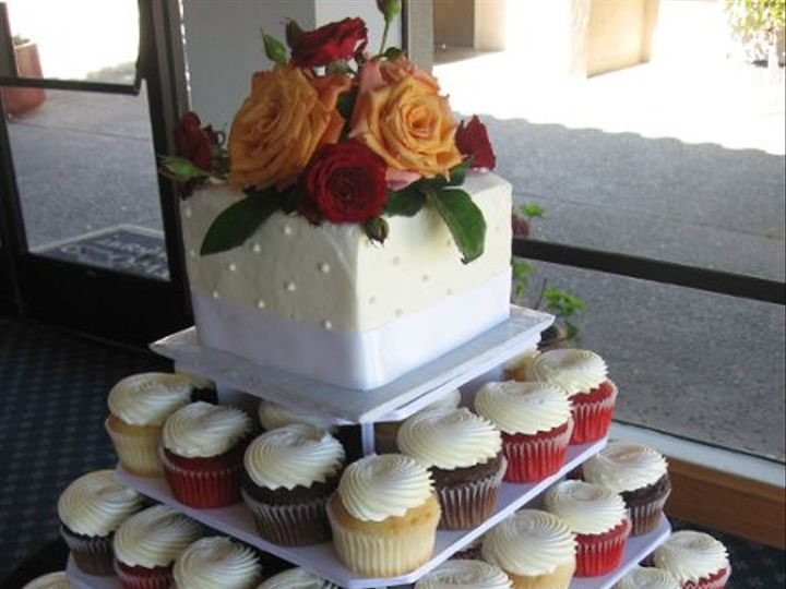 Tmx 1328493824615 IMG1613 Cotati, California wedding cake