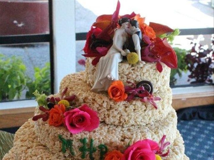 Tmx 1372915267750 Rice Crispy Treat Cotati, California wedding cake