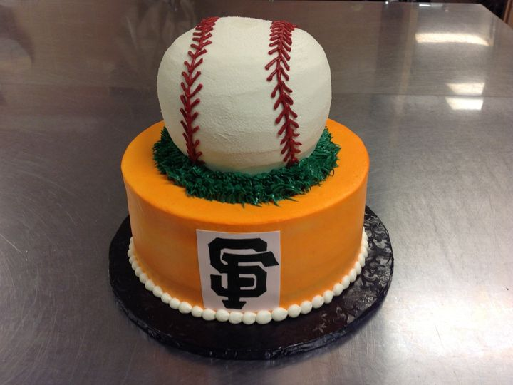 Tmx 1372916613892 Giants Grooms Cake Cotati, California wedding cake