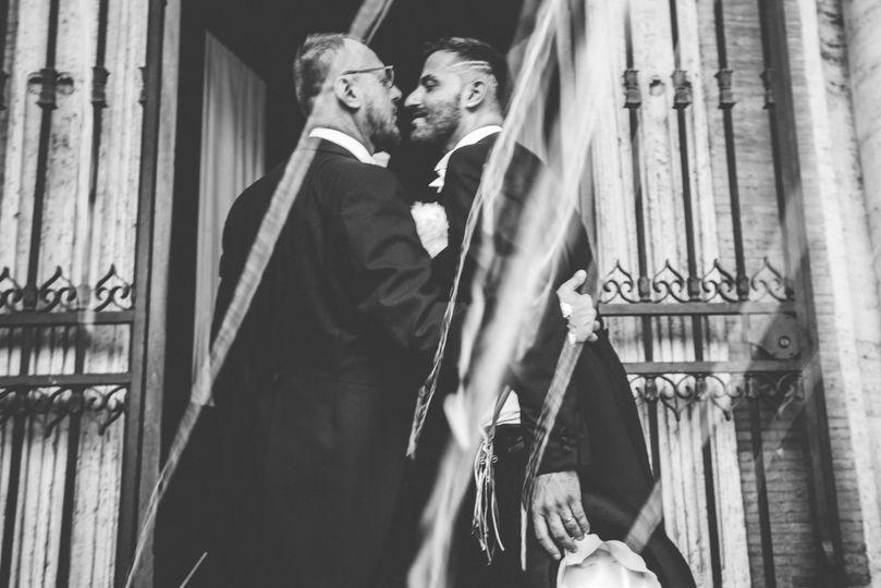 Same sex wedding Rome
