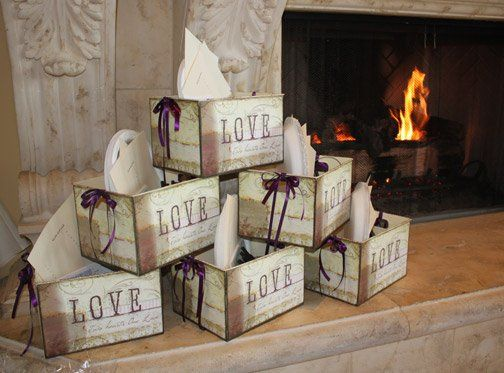 Love boxes