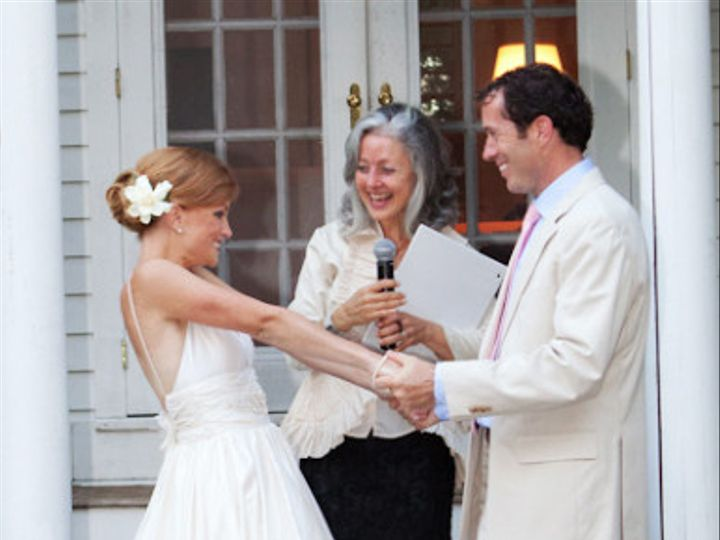Tmx 1379367393506 Brookedave2 New York wedding officiant