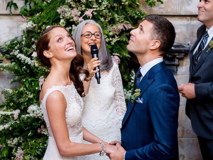 Tmx 1456847676225 Jeddah8 New York wedding officiant