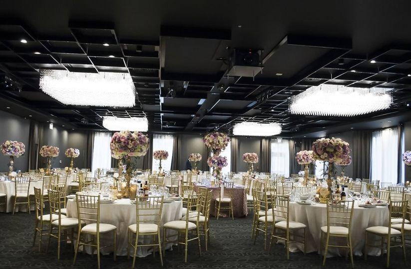 Black Banquet Hall