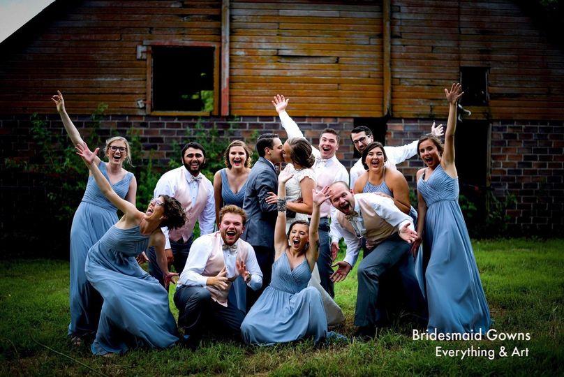 Wedding P.A.R.T.Y!