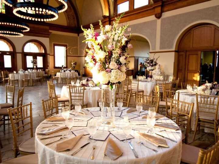 Tmx 1395351837753 Christian And Jake   Tall Arrangement And View Of  North Richland Hills wedding florist