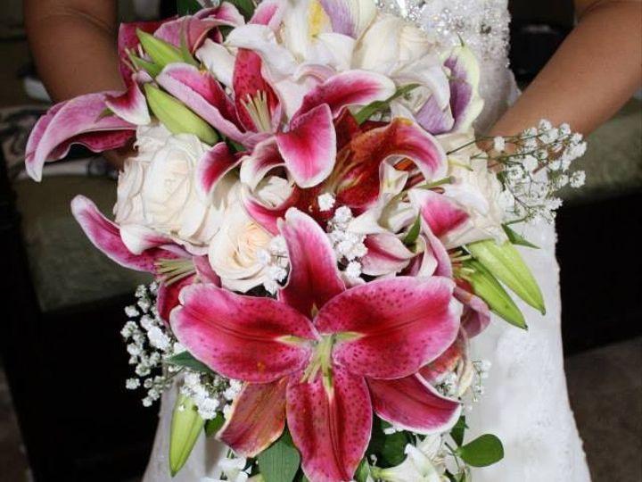 Tmx 1421857063357 Cascading Bouquet North Richland Hills wedding florist