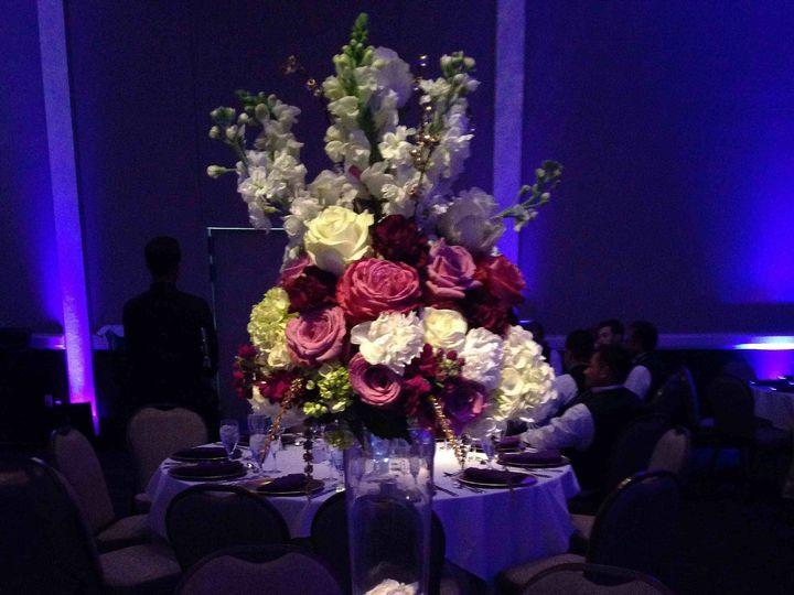 Tmx 1421857360272 Jennifer Tall Arrangement North Richland Hills wedding florist