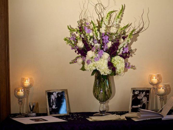 Tmx 1421857573989 Christian And Jake   Tall Altar Arrangement North Richland Hills wedding florist