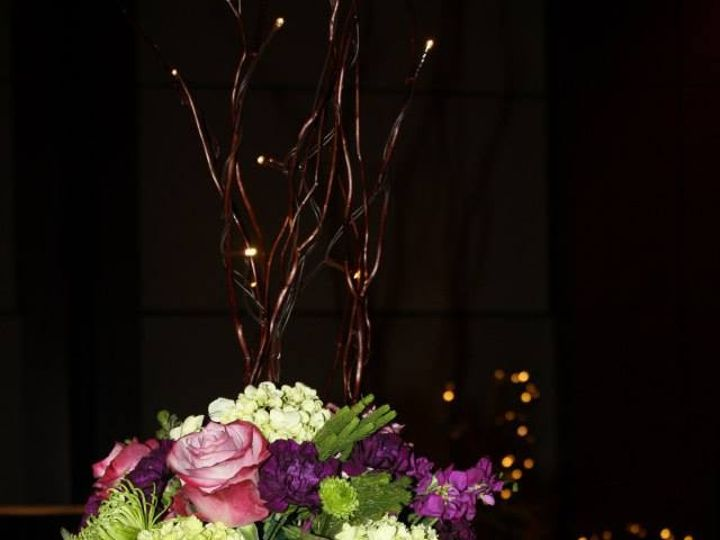 Tmx 1421857659900 Enchanted Tall With Clear Lights In Background North Richland Hills wedding florist