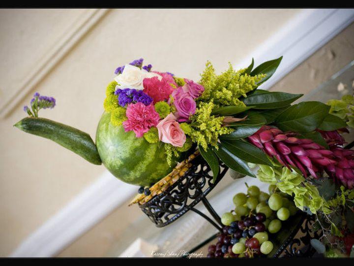 Tmx 1421857733905 Full View Of Shirla The Peacock North Richland Hills wedding florist