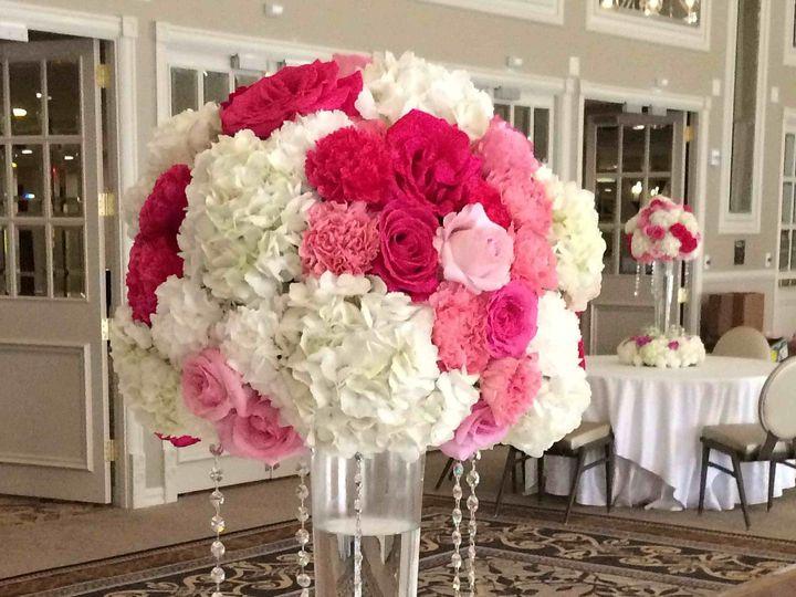 Tmx 1452832905933 Tall Bling Arrangement Up Close North Richland Hills wedding florist