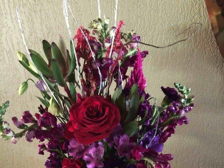 Tmx 1452833149211 Glitter Pumpkin White Cloth North Richland Hills wedding florist