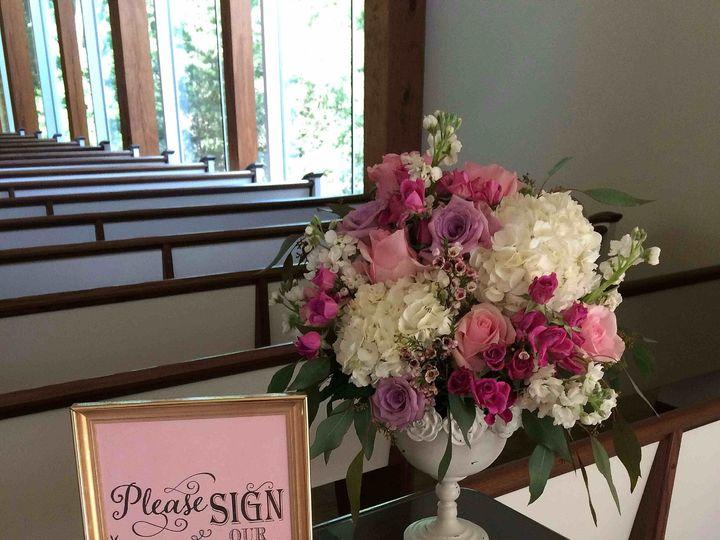 Tmx 1452833277607 Hull Entry Table Close Up North Richland Hills wedding florist