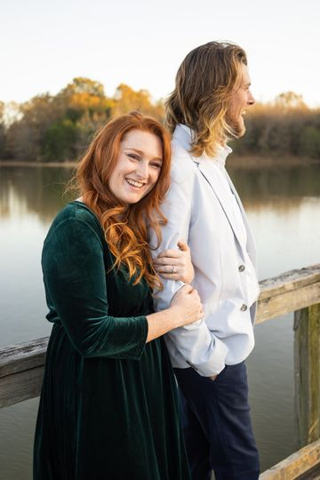 Shelby Farms Engagement Shoot