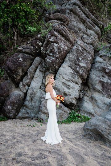 Elopement on Montpelier Nevis