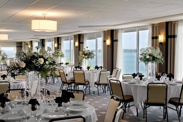 Elegant Riverview Reception