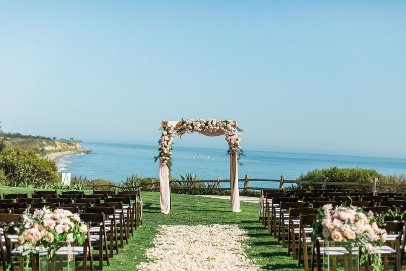 Ritz-Carlton Bacara Wedding