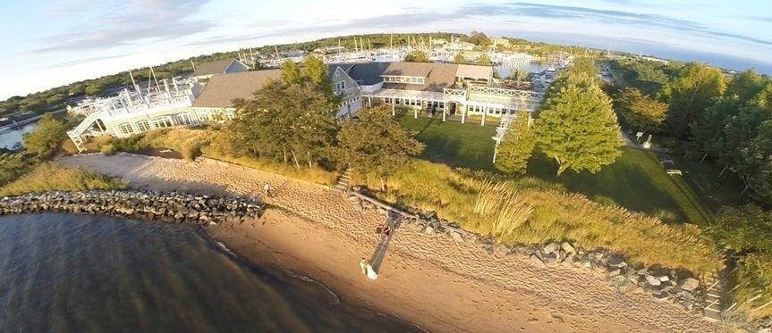 Outlook of Chesapeake Bay Beach Club