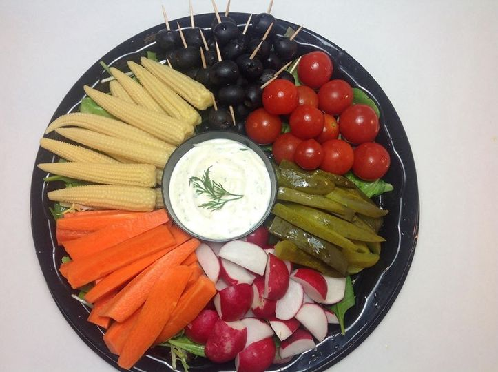 Classic Relish Tray