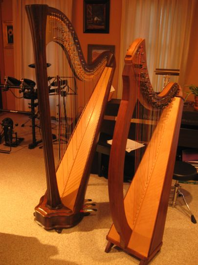 Shannon Connelly Harp Music