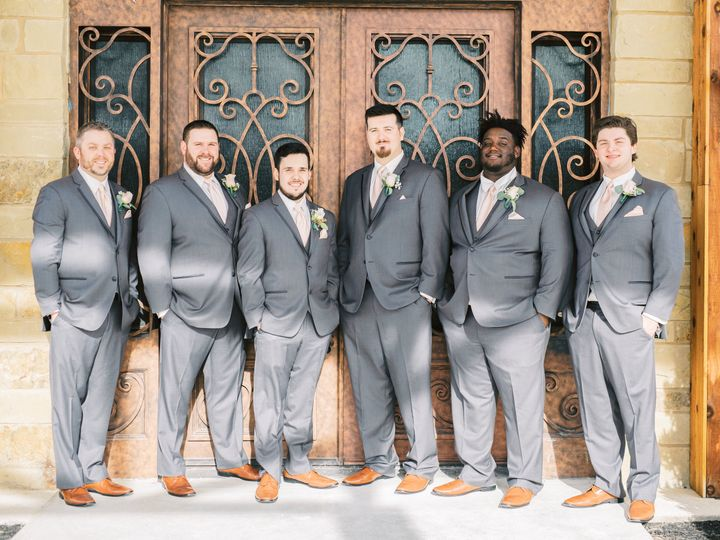 Tmx Owens Bridalparty Maddierayphoto 49 51 992070 Leroy, TX wedding venue