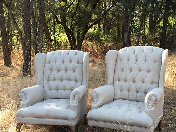 Tmx 1458237698865 Linen High Back Tufted Chairs Web Placerville wedding rental