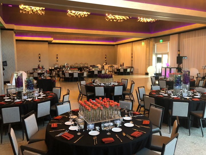 Aloft's First Wedding