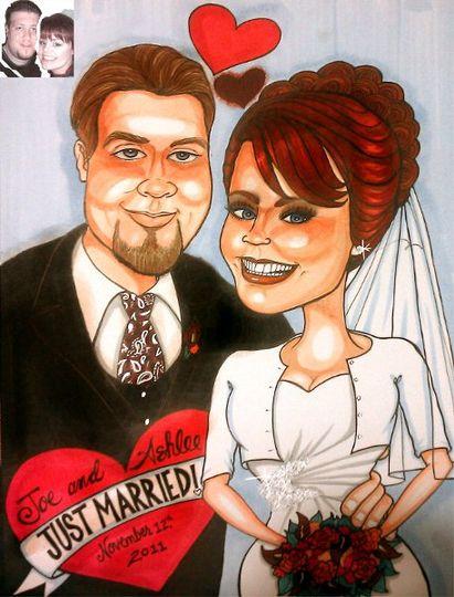Ashlee and Joe got married at the Ravella Resort at Lake Las Vegas.  It was a beautiful, cool...