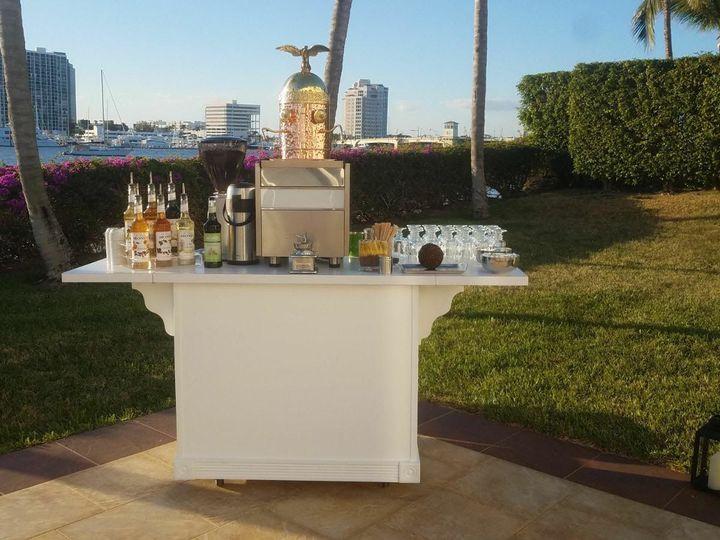 Tmx 1519747419 07544b5541b9e762 1519747417 4cdd7ea9f18f1a04 1519747414708 6 Picture White Cart Miami, Florida wedding catering