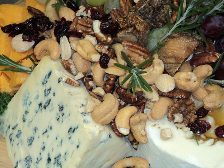 Tmx 1447109623562 Hors 2 Cheeses Nuts Platter Lancaster wedding catering