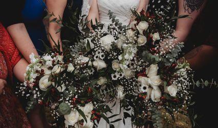 The wedding of Adam and Beth