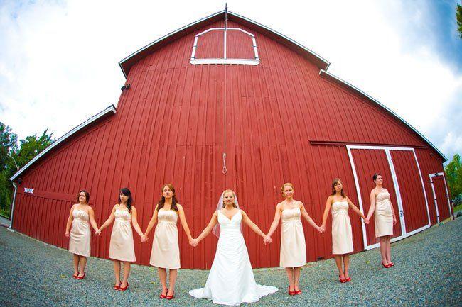 Tmx 1360602403869 PickeringBarnWedding4. Issaquah, Washington wedding venue