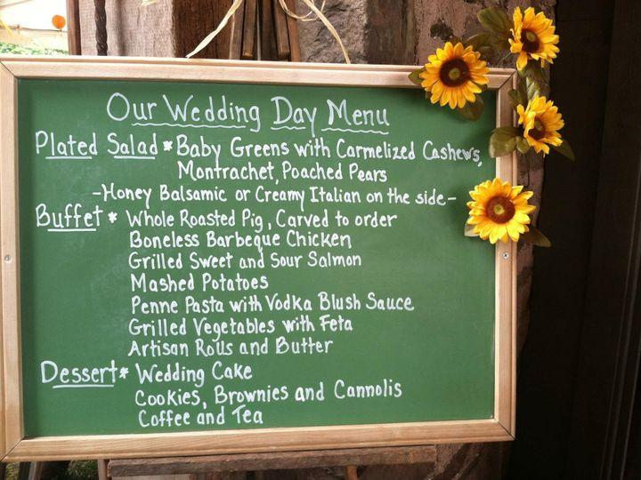 Tmx 1458849458584 Bbq Style Wedding Menu Horsham, PA wedding catering
