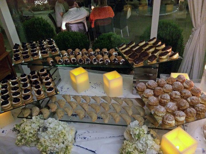 venetian dessert table 2