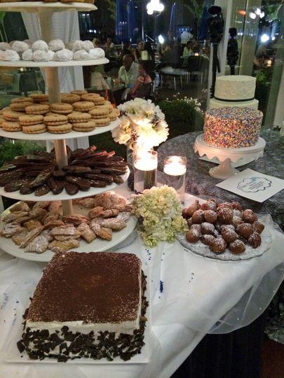 venetian dessert table 1