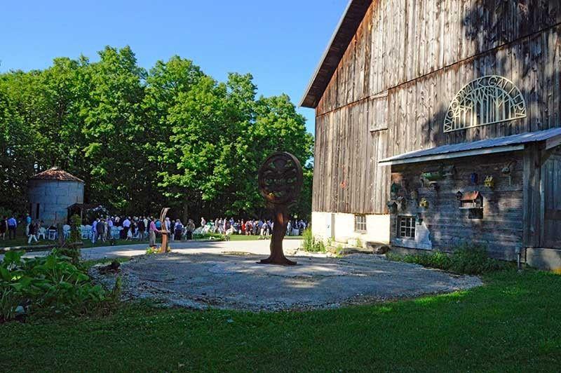 door county wedding woodwalk 09