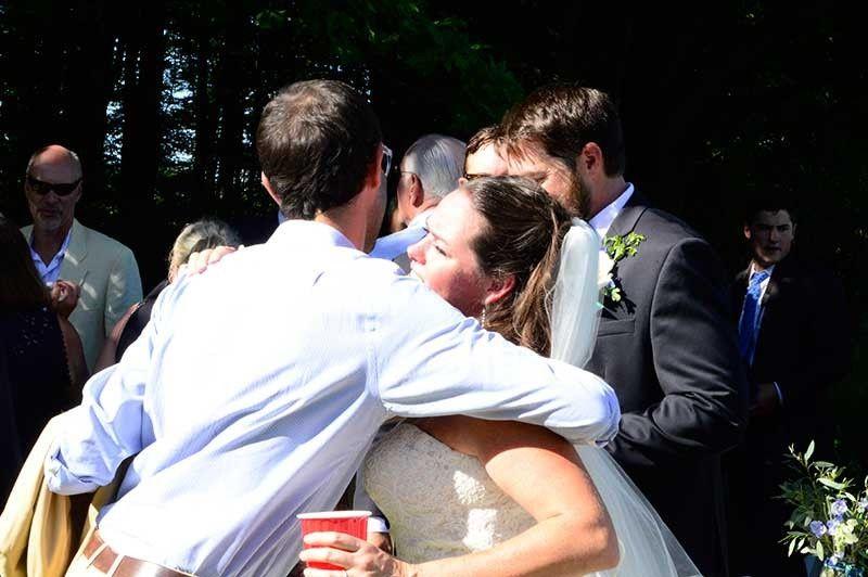 door county wedding woodwalk 12