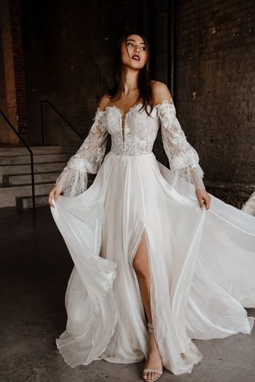 Finn Gown by All Who Wander
