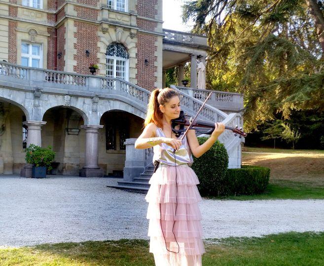 Euterpe Paris Electric violin