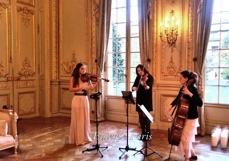 Euterpe Paris Trio Shangri-La