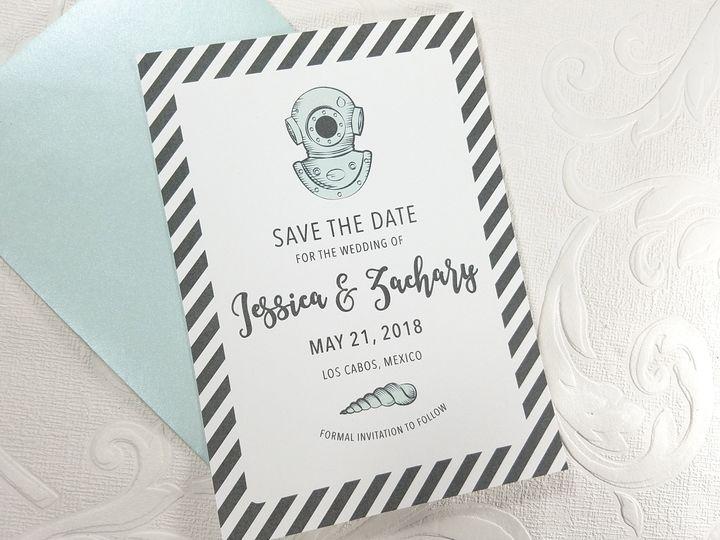 Tmx 1534289493 47c2f4f63ab6eebe 1534289491 B761f621517e7c66 1534289487829 4 20171201 114115 Seattle, WA wedding invitation