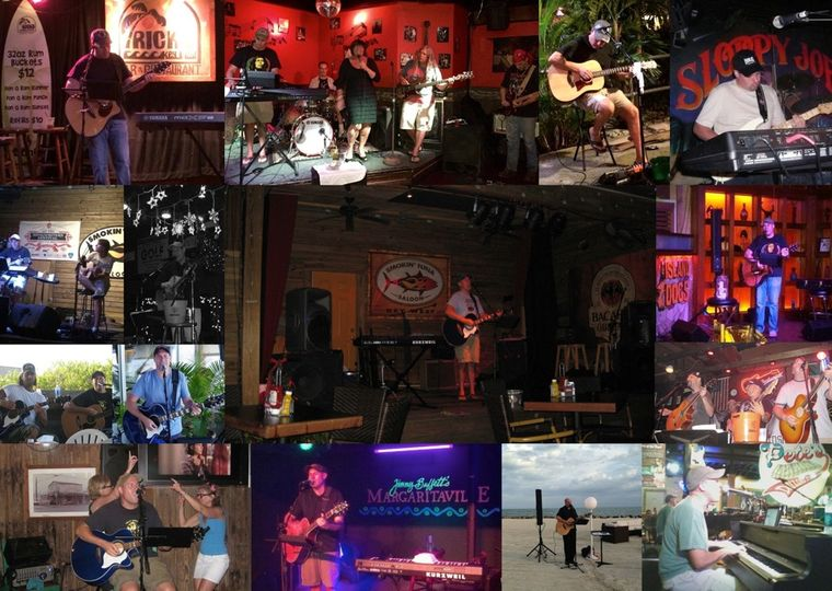 Key West Bar Performances