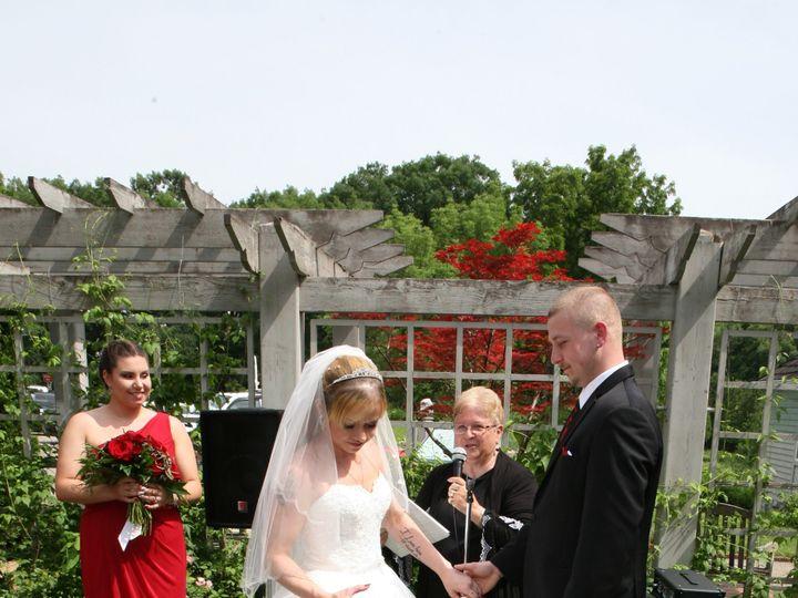 Tmx Outdoor Wedding At Minnesota Landscape Arboreteum 2 51 45170 1557620524 Anoka, MN wedding officiant