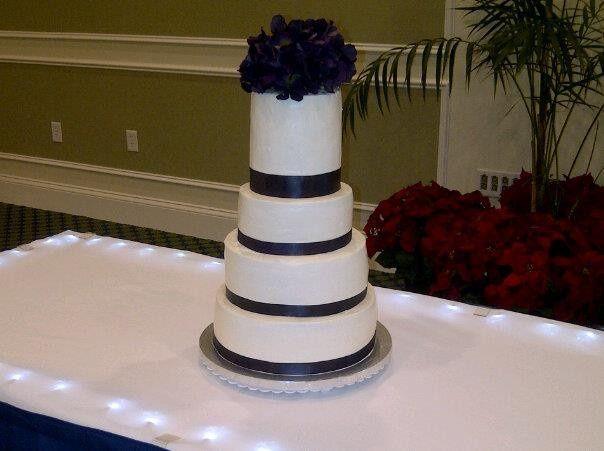 Tmx 1389792843718 40948020981727129831442614281 Vero Beach wedding cake