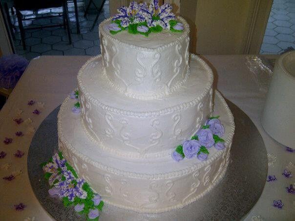 Tmx 1389792847049 6008382886913551011418813728 Vero Beach wedding cake