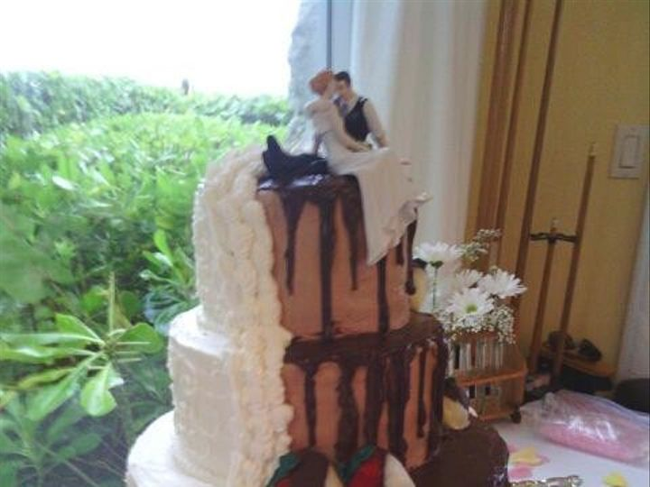 Tmx 1389792858395 9705284173140225874433799693 Vero Beach wedding cake