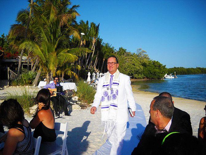 Tmx 1500395845137 670 Florida Destination Wedding Officiant Rabbi Mi Fort Lauderdale, Florida wedding officiant