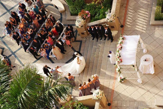 Tmx 1500395909122 Brides Processionalmodern Jewish Wedding Fort Lauderdale, Florida wedding officiant
